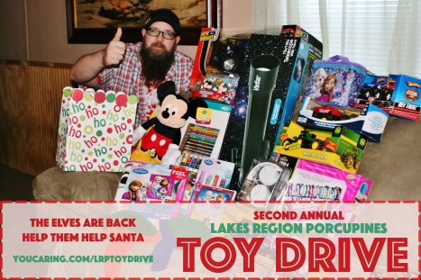 LRP TOY DRIVE 2015