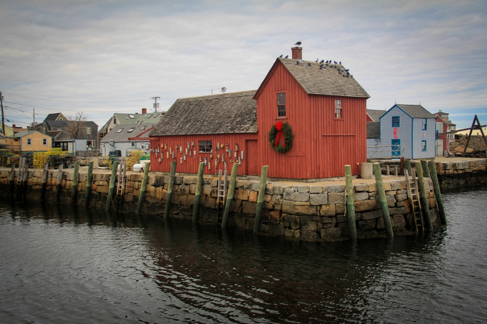 Christmas at Rockport